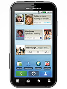 Motorola Defy cell phone