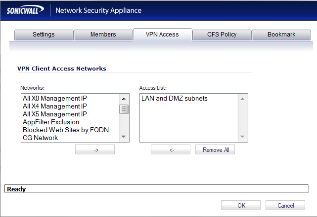 Sonicwall Global VPN disconnecting repeatedly – faultbucket